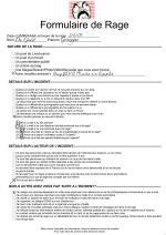 formulaire de rage ftpix